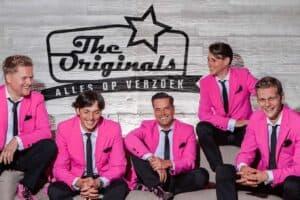 The Originals boekingen bij Artist Bookings