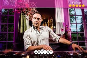 DJ Mr. Emmix boeken bij Artist Bookings