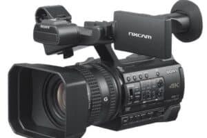 Videocamera streaming online optreden