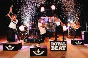Royal Beat boeken bij Artist Bookings