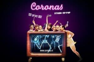 De Coronas boeken bij Artist Bookings